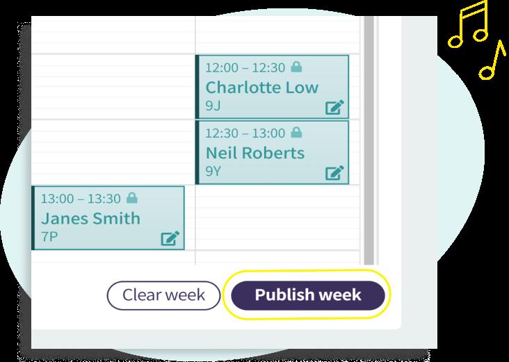 publish week